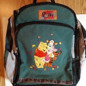 Disney Winnie the Pooh and Piglet Backpack